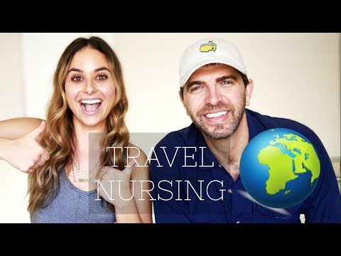 HOW TO BECOME A TRAVEL NURSE!
