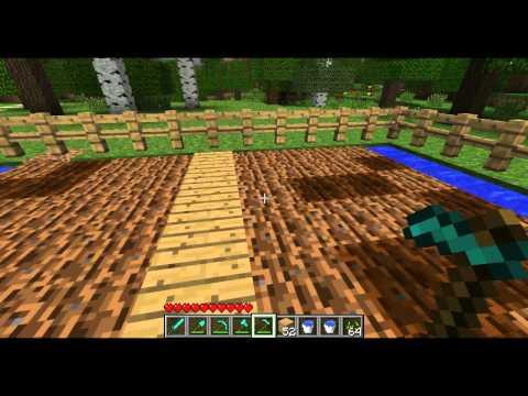 Minecraft : How To Make a Farm
