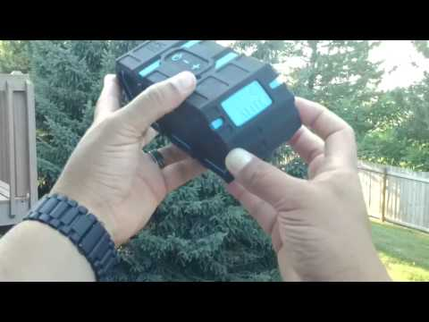 Life Jacket Water proof Bluetooth Speaker