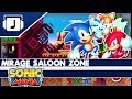 """Mirage Saloon Zone"" Sonic Mania Remix"
