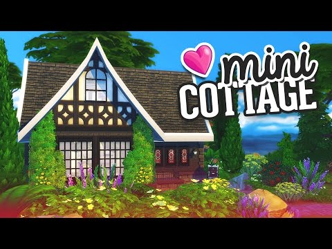 The Sims 4: Speed Build | Mini Cottage