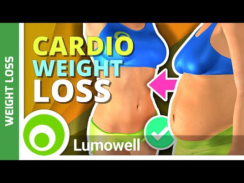 Cardio Exercise to Lose Weight Fast at Home