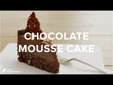 Chocolate Mousse Cake | Chef-Development