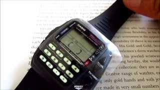 Casio CMD 40 TV remote watch