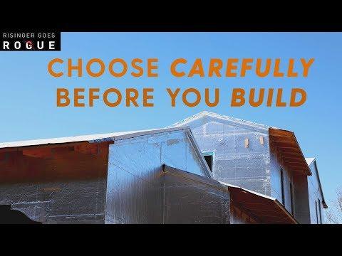 3 Risk Factors - Builders Beware!