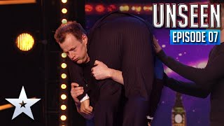 FIREFIGHTER rescues one of the Judges!  | Episode 7 | BGT: UNSEEN