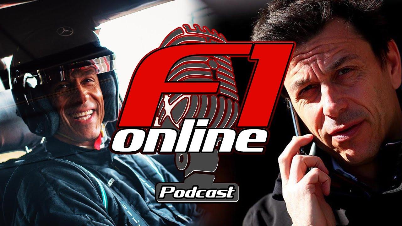 F1online Podcast Ep. 30 - Toto Wolff: Thorov oštep zo srdca Európy