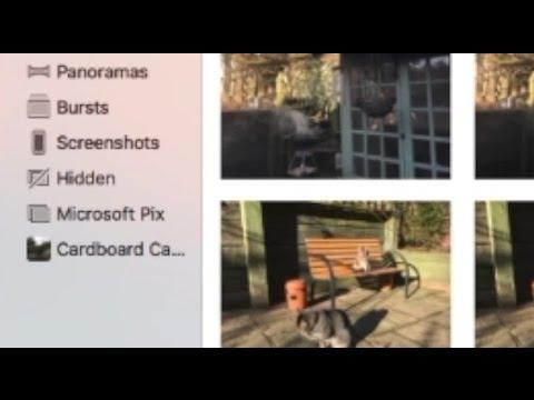 How to Hide Pictures in Photos for Mac in Hidden Album