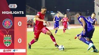 Highlights | Sài Gòn FC - Becamex Bình Dương | Phung phí quá nhiều cơ hội | VPF Media