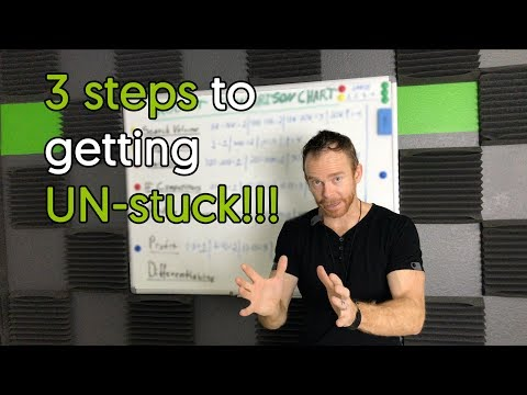 How to Get Unstuck In Your Business & Decision Making