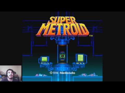 ¡Stream de Super Metroid! Parte 3