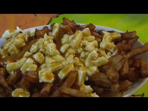 Savoring Poutine at La Banquise in Montreal [THE DISH… on the road]