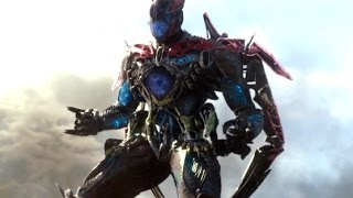 Power Rangers 2017 - Exclusive Movie Clips 1 - 8 [HD]