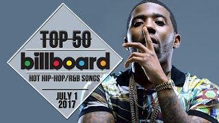 Top 50 • US Hip-Hop/R&B Songs • July 1, 2017 | Billboard-Charts