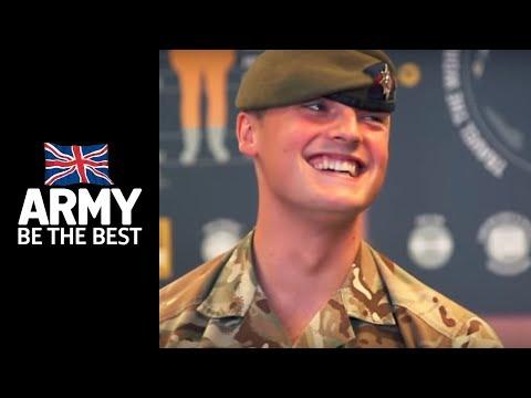 Liverpool, Joel Irish Guards– Army Life – Army Jobs