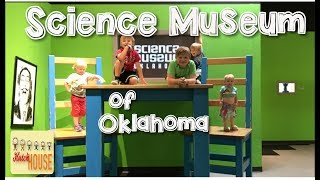 Download SCIENCE MUSEUM OF OKLAHOMA | What to do in Oklahoma City | Hutch House Family Vlog Video