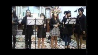 SANTO MISA ANDINA INTERPRETADA POR EL MINISTERIO MUSICAL OREL ANGANOY 2016