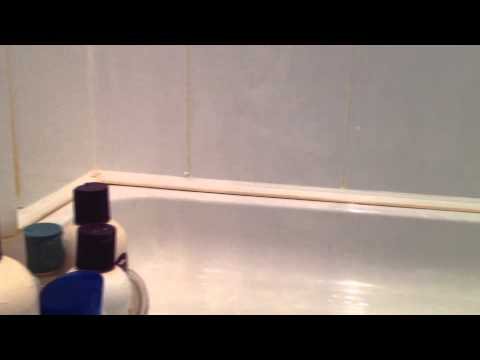 How I saved over $200 Cleaning Mildew from Silicone Shower Mastic Caulking - 5 Month Review