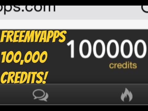 Working FreeMyApps 100,000 Credit  Hack February 2015