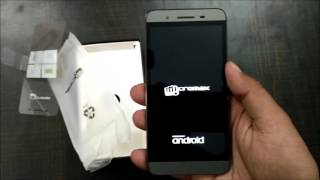 MICROMAX CANVAS JUICE 4G UNBOXING - HINDI