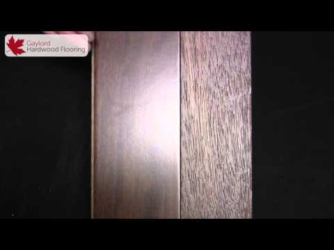 Wire Brushed Distressed Hardwood Flooring