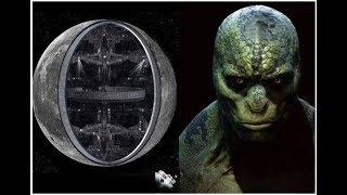 10 przerażających tajemnic Ciemnej Strony Księżyca! Teorie spiskowe...