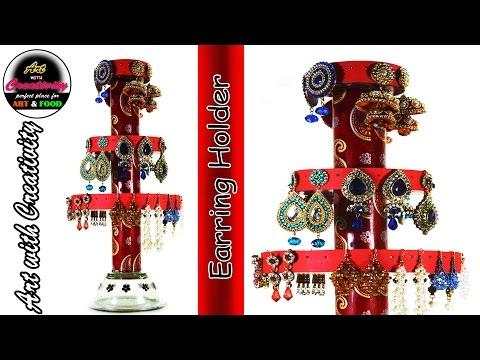Earring Holder | Earring Tree | Art with Creativity 140