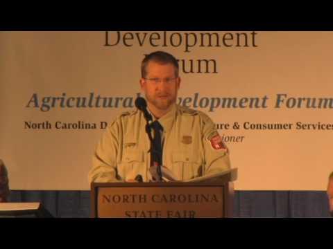 2017 Ag Development Forum: Kevin Harvell