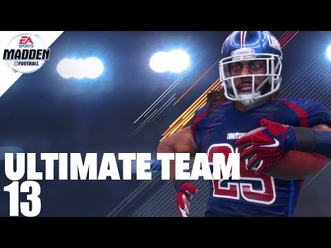 Madden 18 Ultimate Team - Greatest Comeback Ever!!! Ep.13