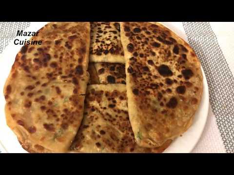 Afghani Bolani Gulpi , Gobi Paratha ,Iftar,Recipe, بولانی گلپی Ramzan Special,Recipes