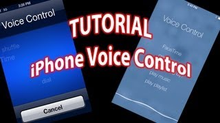 How To Use Iphone Voice Control Commands And Turning It Off