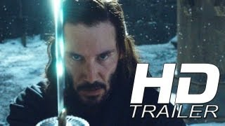 47 Ronin Official Trailer/Teaser (2013) Hollywood Movie [HD] - Keanu Reeves
