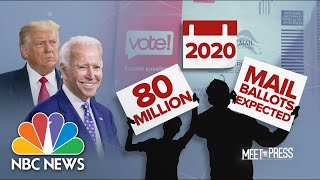 Meet The Press Broadcast (Full) - September 6th, 2020   Meet The Press   NBC News