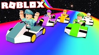 IF MARIO KART WAS IN ROBLOX!