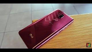 LG G7 ThinQ  Rasberry Rose Edition  What