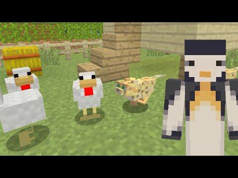 Minecraft Xbox: Ocelot Attack! [170]