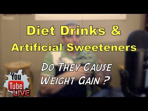 Why Do Diet Drinks Make You Gain Weight?
