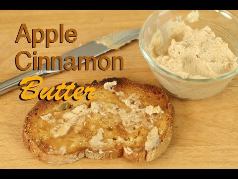 Apple Cinnamon Butter Spread For Toast Bagels & Pancakes by Rockin Robin