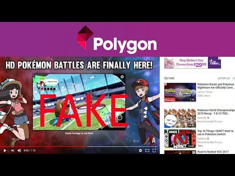 Pokemon Has A Youtube Problem?