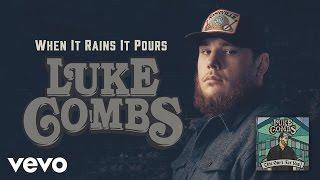 Luke Combs - When It Rains It Pours (Audio)