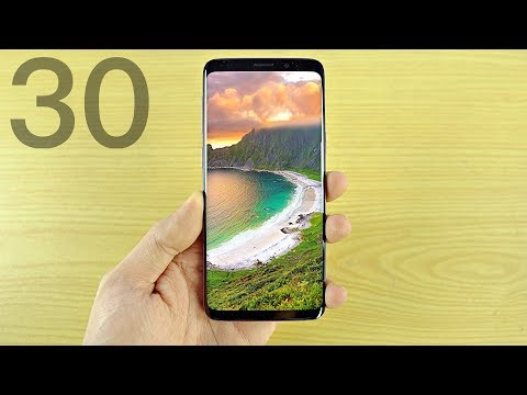 Samsung Galaxy S9 After 30 Days - Review!