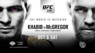 Live: UFC 229 press conference - Conor McGregor v Khabib Nurmagomedov