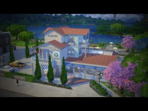 The Sims 4: House building - Cassandra's Breakfast