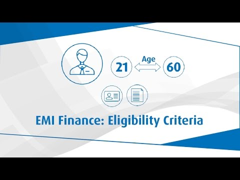 EMI Finance | Check Your Eligibility | Bajaj Finserv