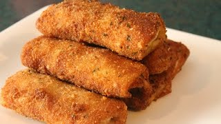 Chicken Spring Rolls - Iftar recipe