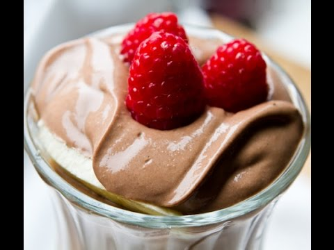 Vegan Chocolate Decadent Pudding from Dr. McDougall's Adv Study