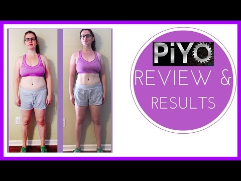 PiYo Review & Results