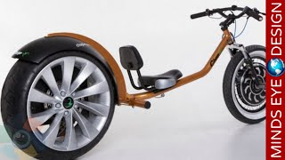 5 AWESOME SCOOTERS and E BIKES That Could Change How You Travel 3◄