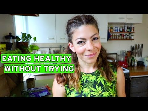 EATING HEALTHY WITHOUT TRYING!