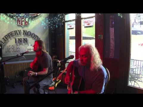 Gordon Bonham & Jes Richmond @ Slippery Noodle 6/16/13 - Love Minus Zero, No Limit